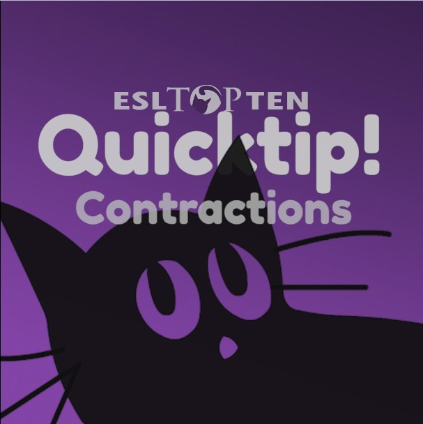 Using Contractions